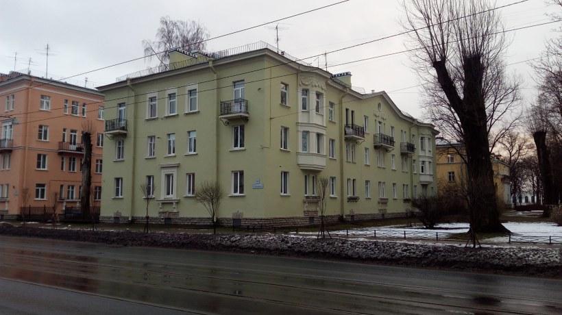 ул. Савушкина 64