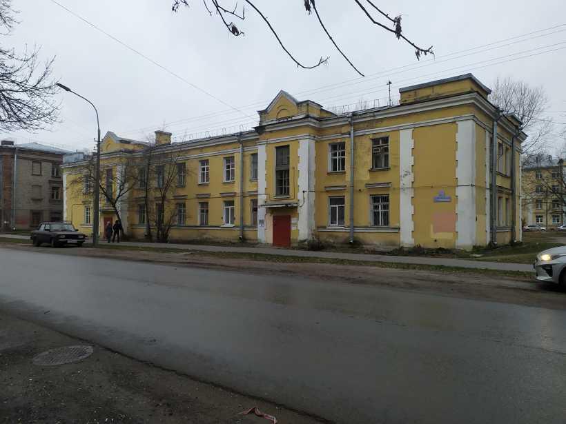 2-я Комсомольская ул. 11