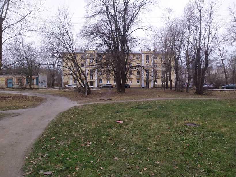 2-я Комсомольская ул. 9к3