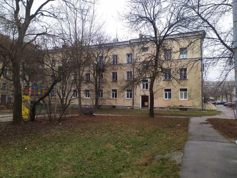 2-я Комсомольская ул. 8