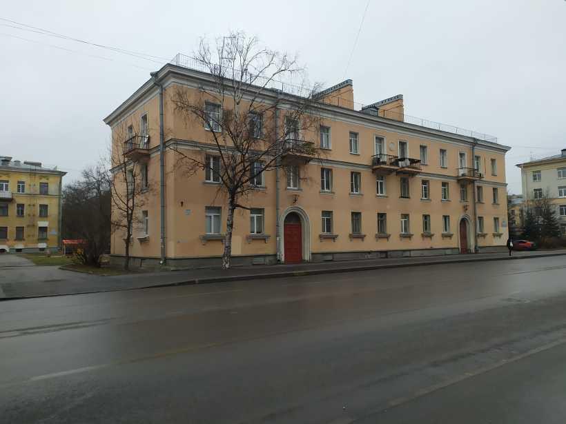 ул. Пограничника Гарькавого 7к1