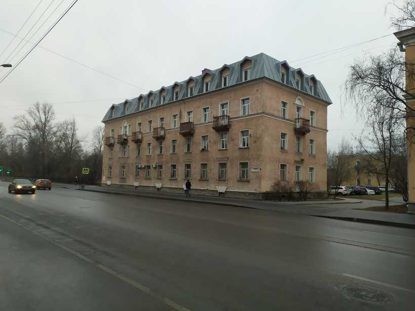 ул. Пограничника Гарькавого 9к1