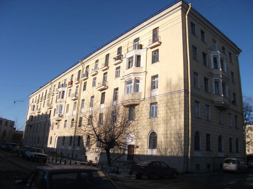 Глазурная ул. 10