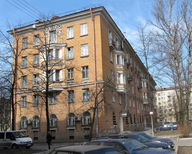 Ленинский пр. 161к4