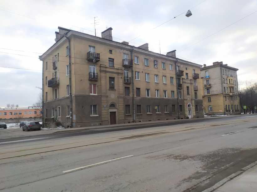 Мгинская ул. 3
