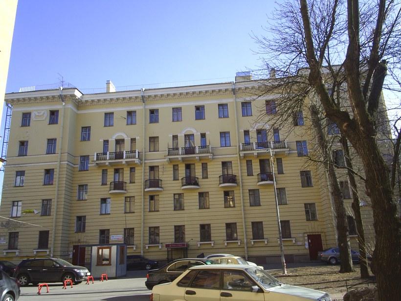 Московский пр. 216А