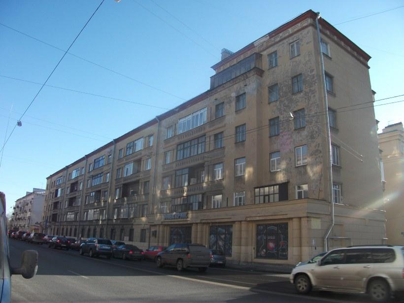 ул. Бабушкина 29к1