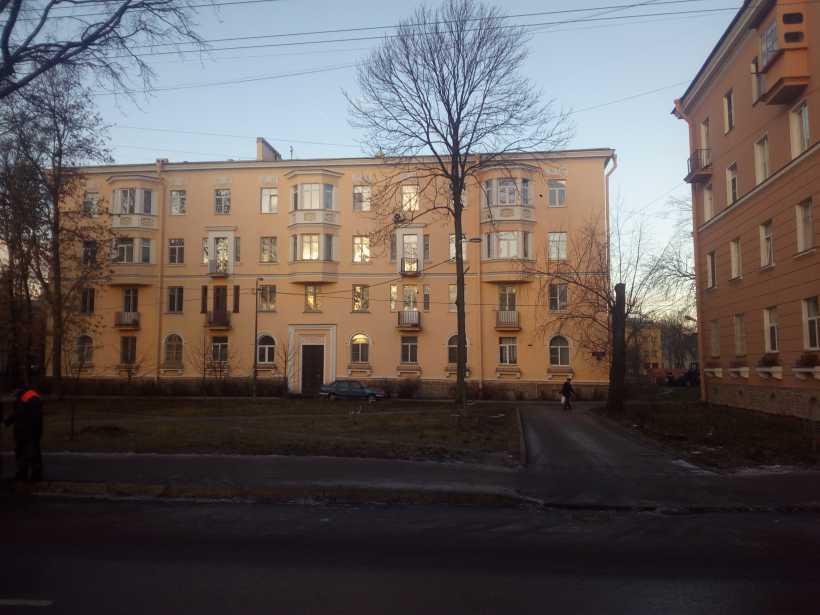 ул. Крупской 29