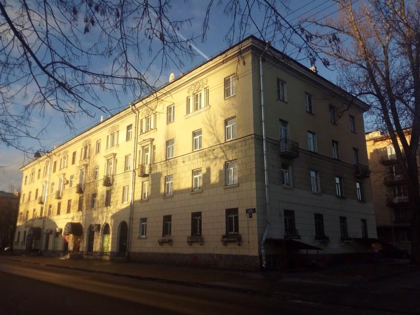 ул. Крупской 35