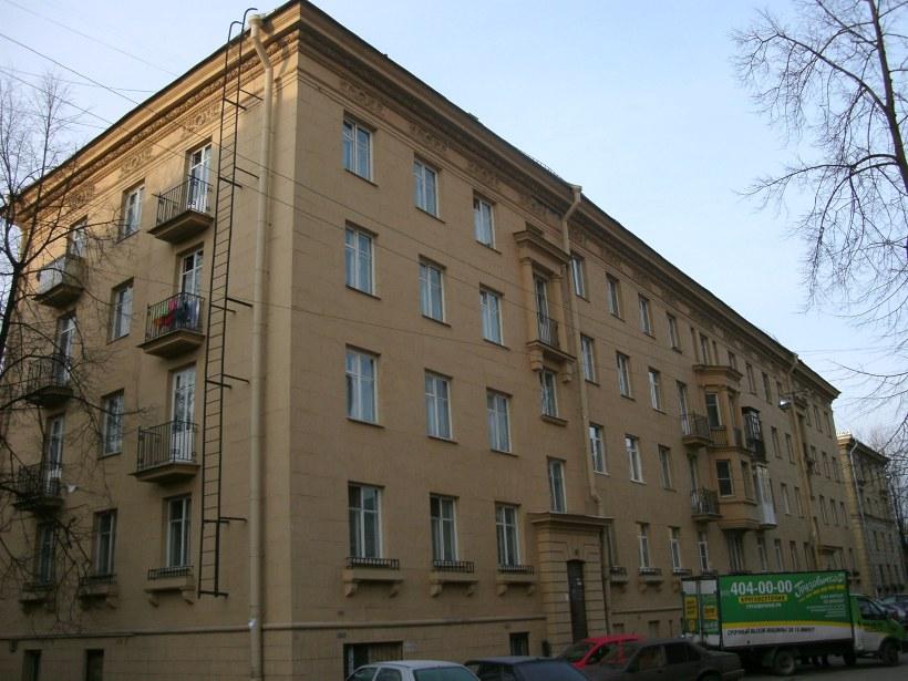 ул. Седова 42