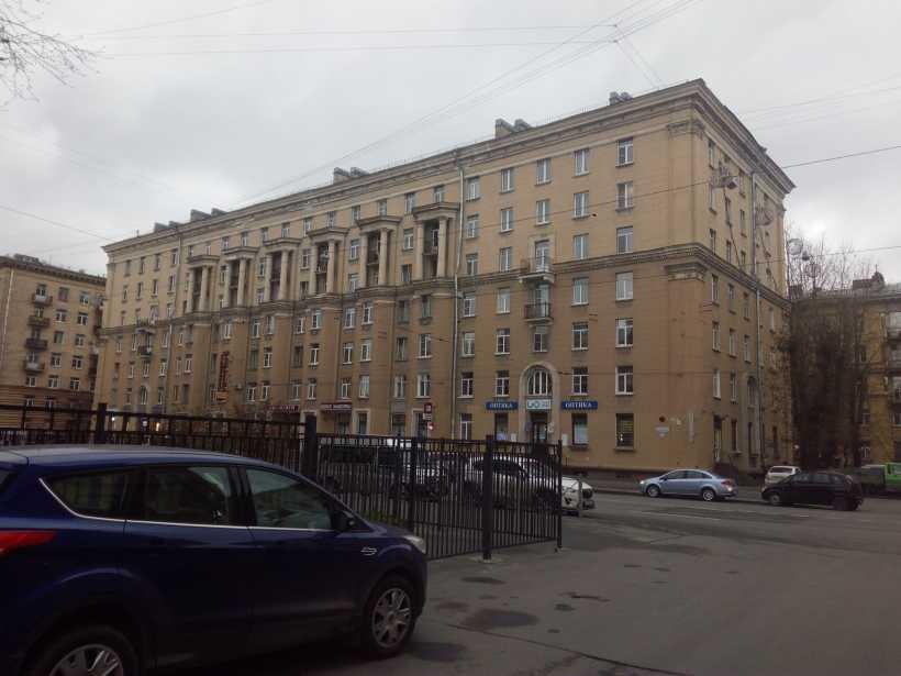 ул. Бабушкина 81к1