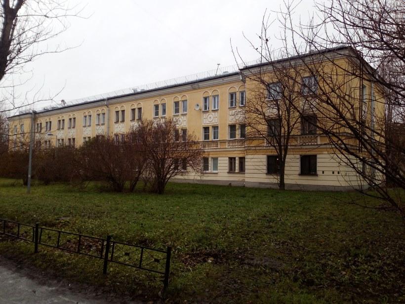 ул. Пилотов 28к2