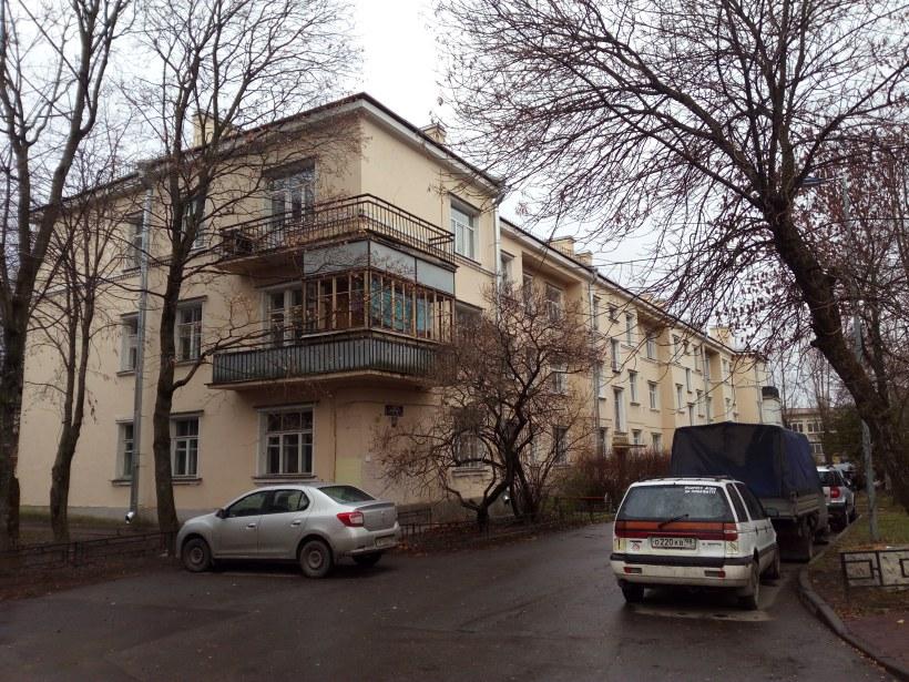 ул. Пилотов 28к3