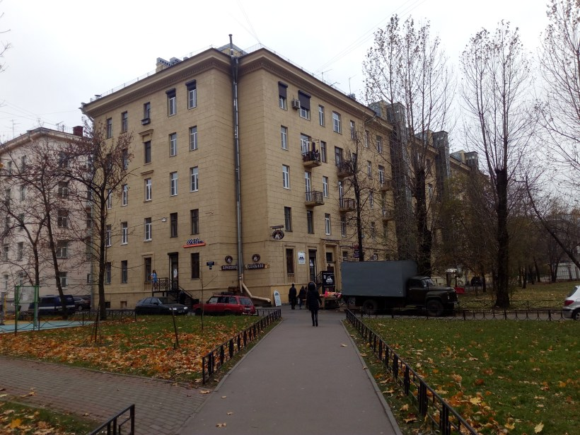 Московский пр. 145А