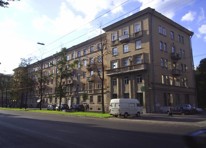 Кузнецовская ул. 38