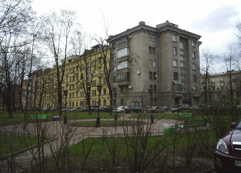 Московский пр.151