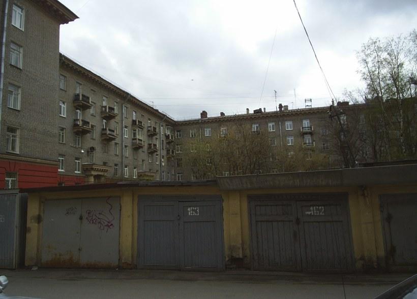 Кузнецовская ул. 30