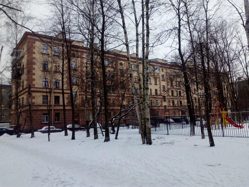 Яковлевский пер. 3
