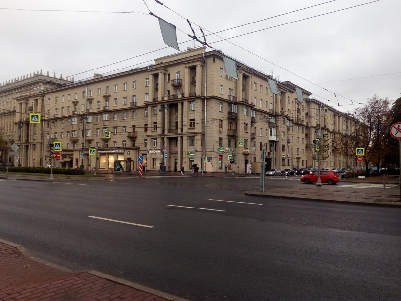 Московски пр. 204
