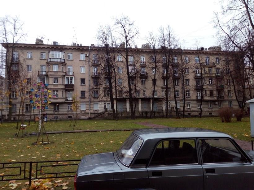 пл. Чернышевского 8