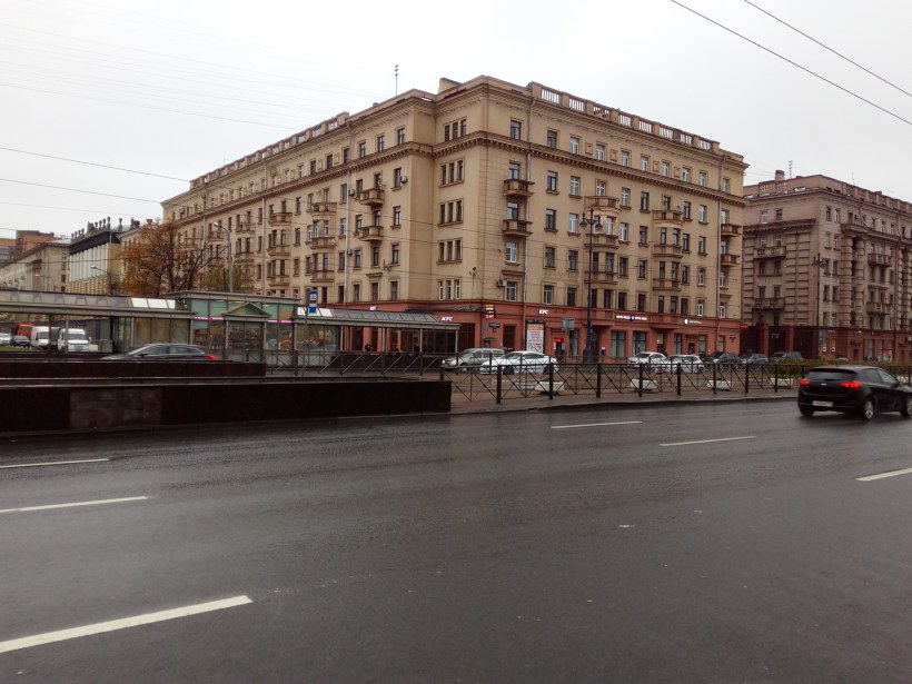 Московский пр. 165