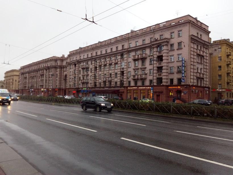 Московский пр. 161