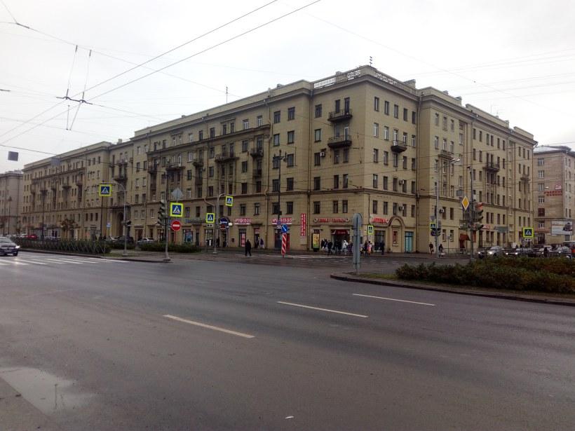 Московский пр. 167
