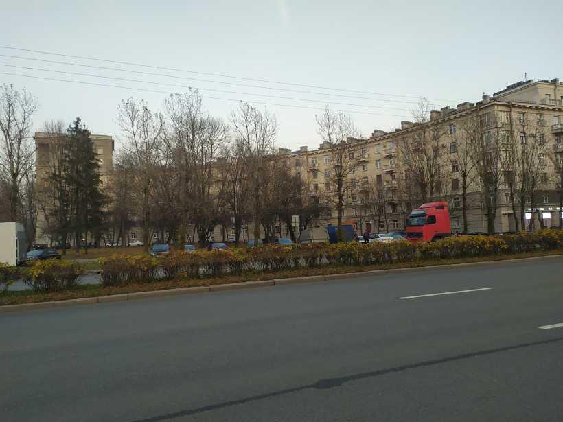 Московское шоссе 16к1