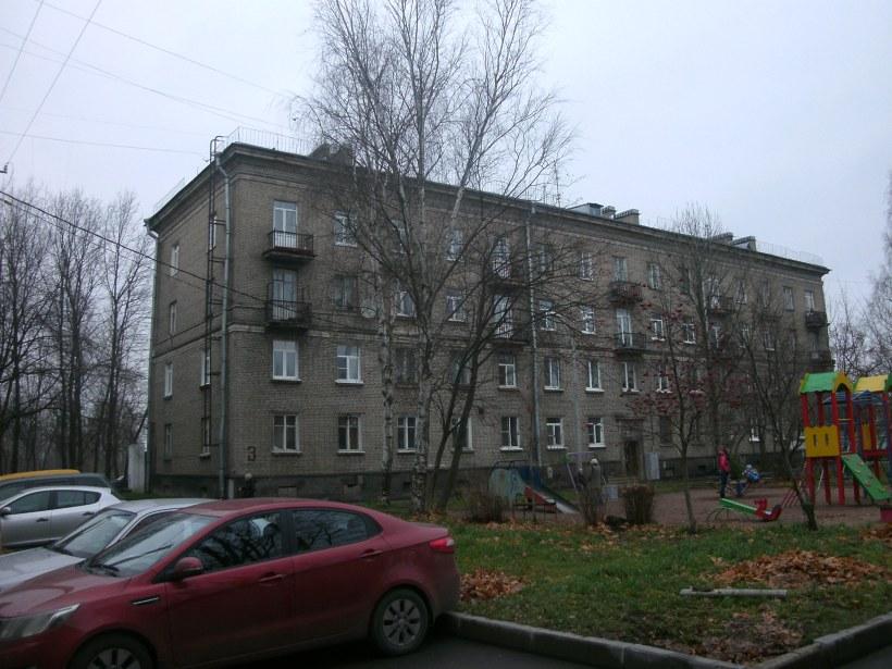 Заводская ул. 3