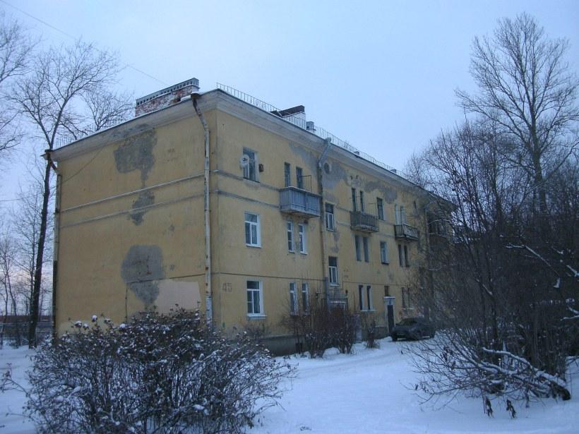 Загородная ул. 45