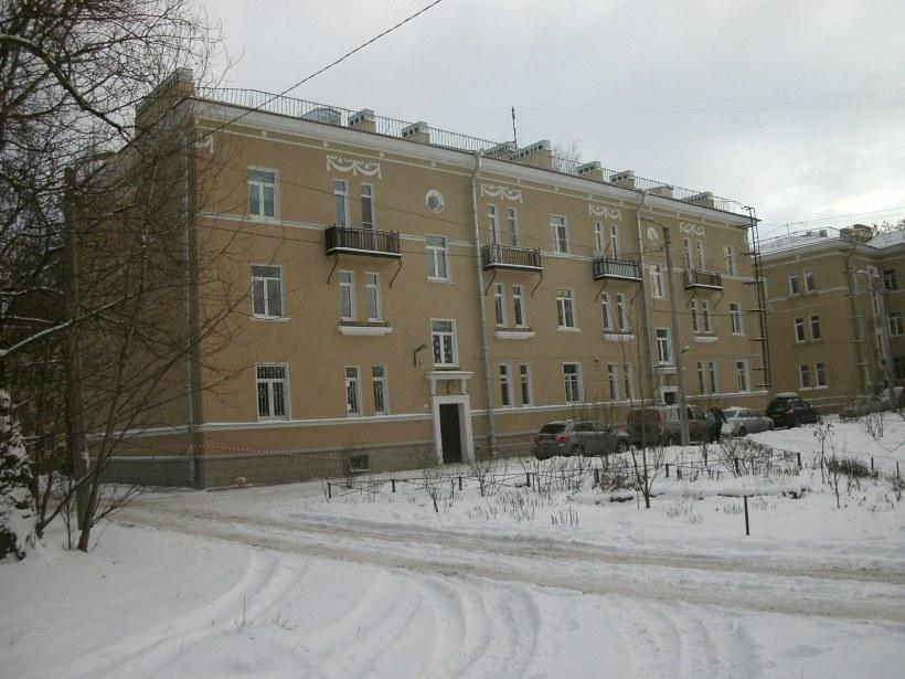 Ижорская ул. 5