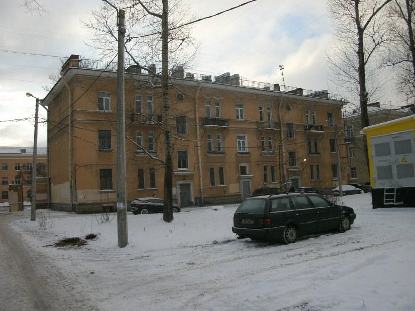 Стахановская ул. 19к1