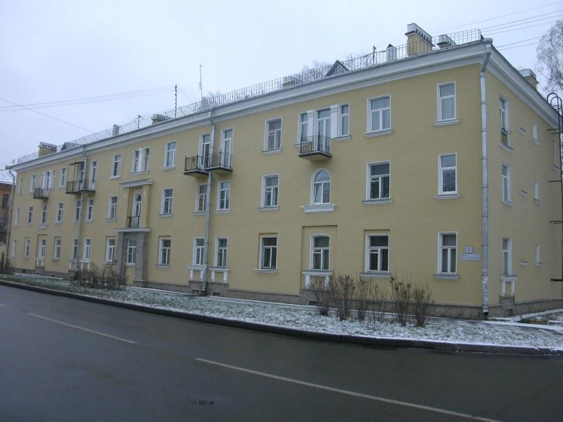 Центральная ул. 3