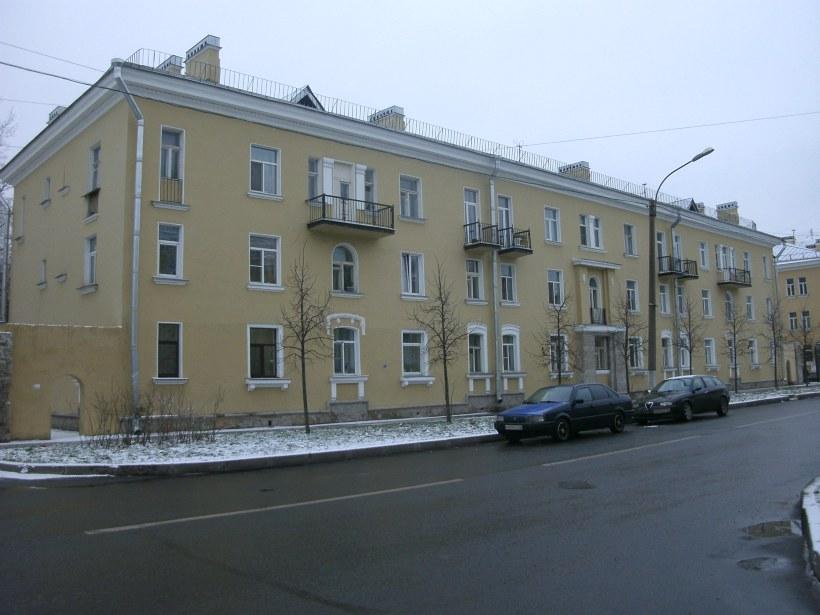 Центральная ул. 4