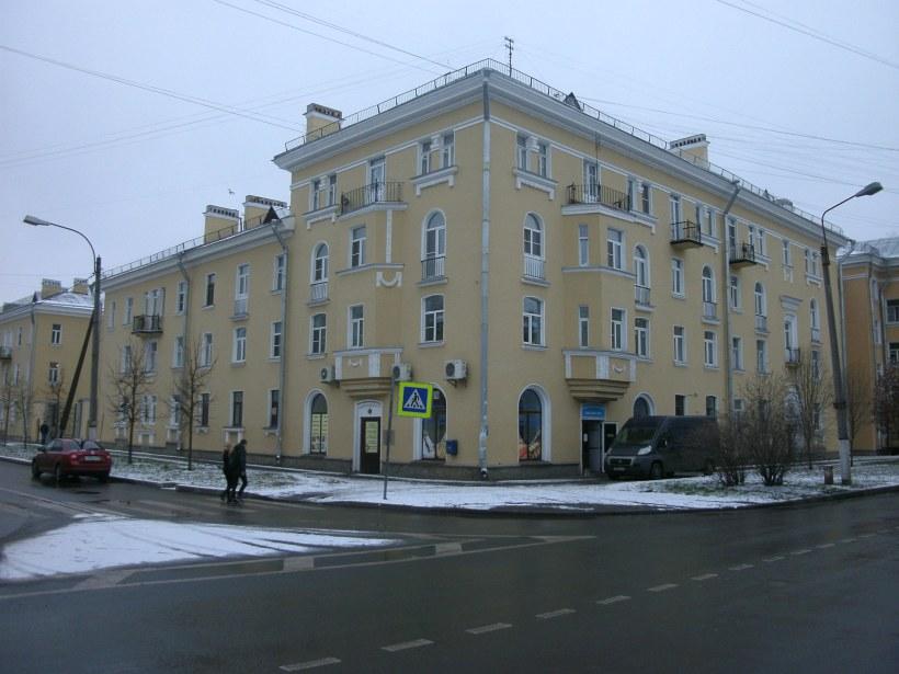 Центральная ул. 6