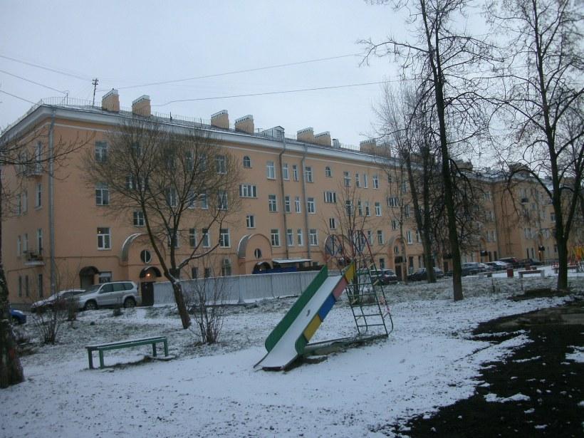 Центральная ул. 10