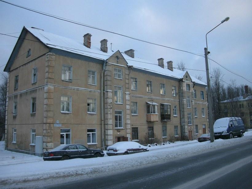 Загородная ул. 60