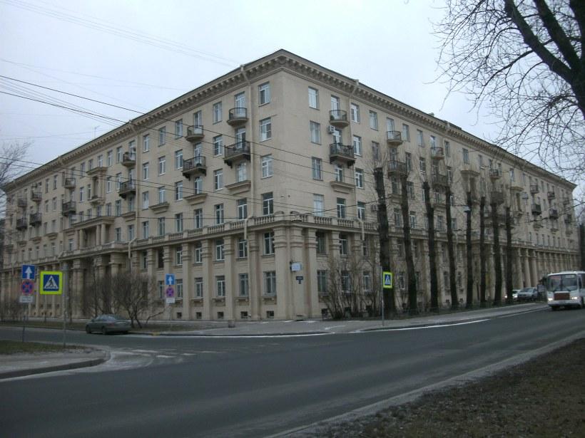 ул. Решетникова 13