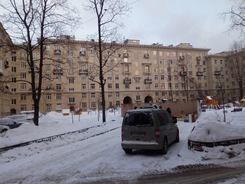 ул. Севастьянова 4