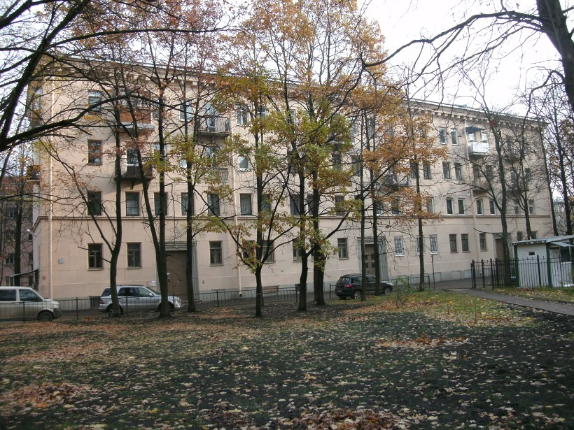 Свеаборгская ул. 9