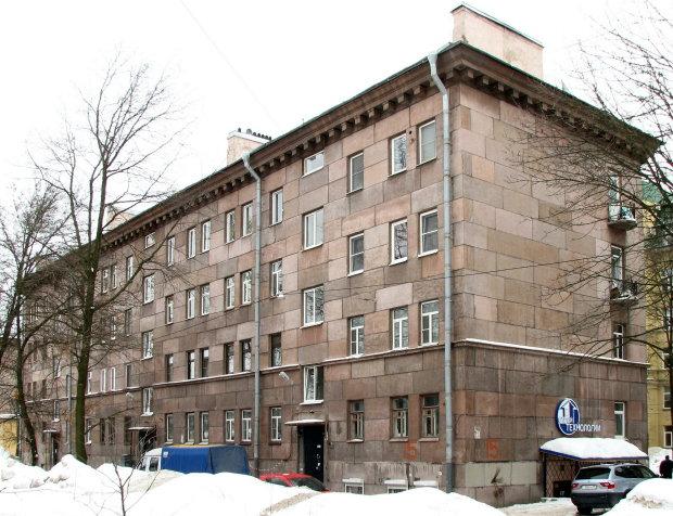Свеаборгская ул. 15