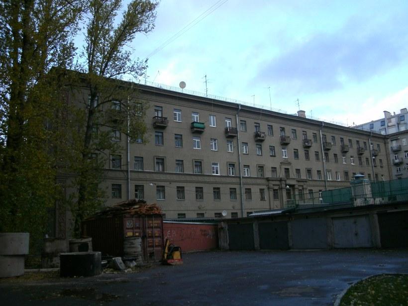 Яковлевский пер. 5