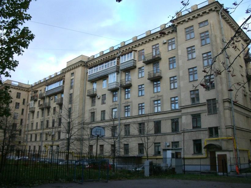 ул. Севастьянова 16