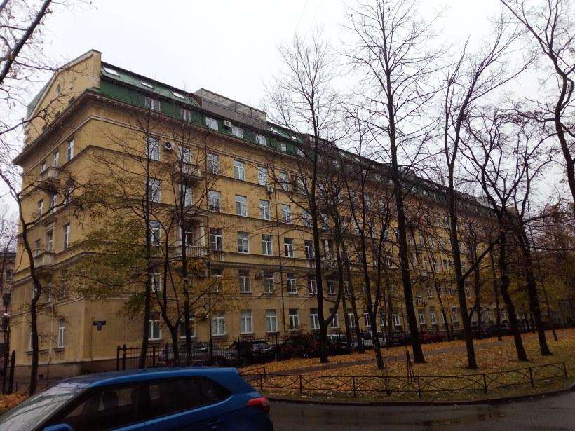 Свеаборгская ул. 11