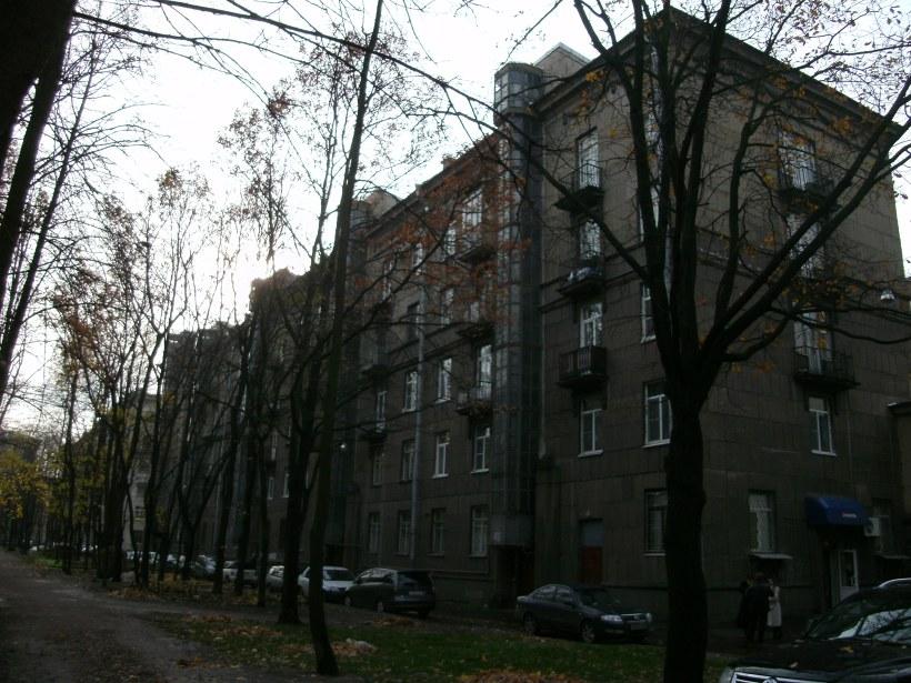 Свеаборгская ул. 19