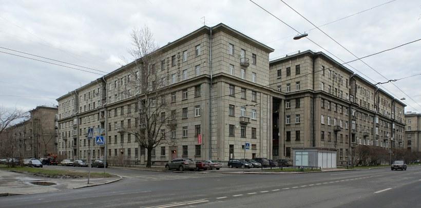 Свеаборгская ул. 27