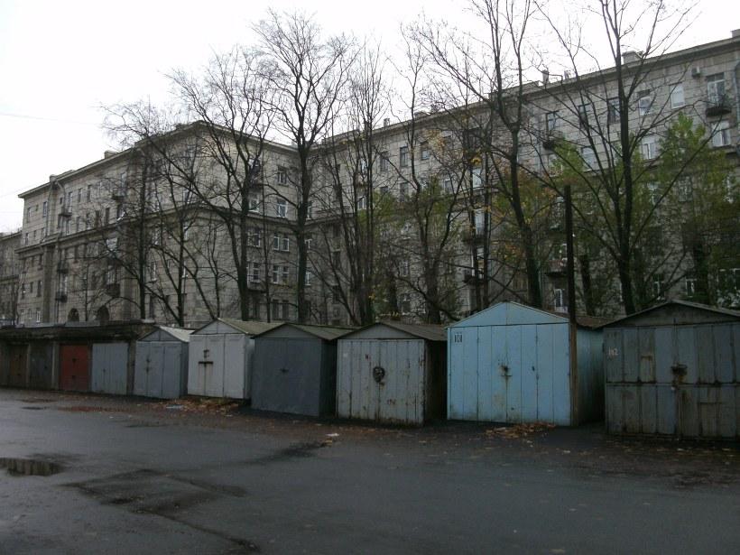 Кузнецовская ул. 46