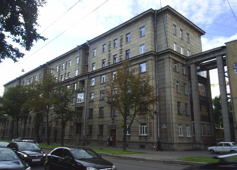 Кузнецовская ул. 48