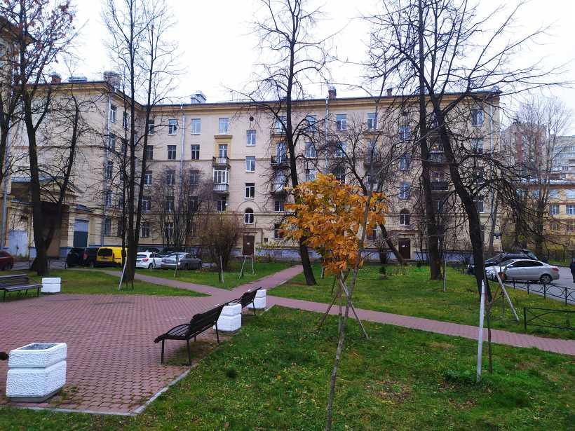 Московский пр.149Г , парадные 5-7