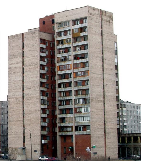 ул. Антонова-Овсеенко 3к2